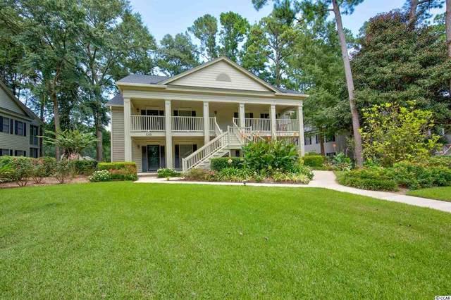 110 Stillwood Dr. #4, Pawleys Island, SC 29585 (MLS #2018637) :: James W. Smith Real Estate Co.