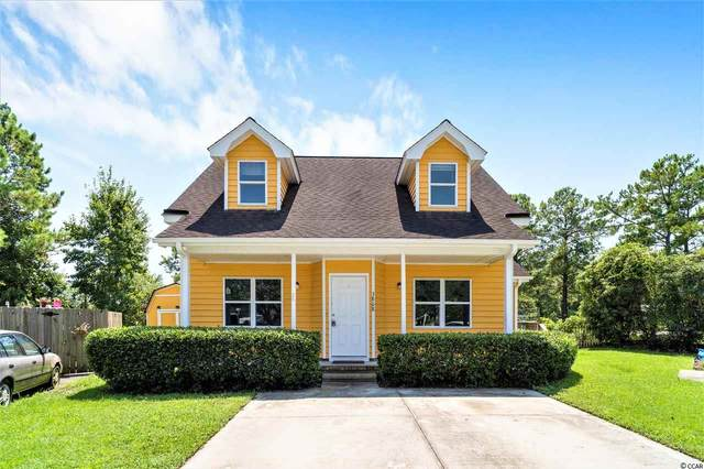 3808 Lee Pl., Little River, SC 29566 (MLS #2018646) :: Hawkeye Realty