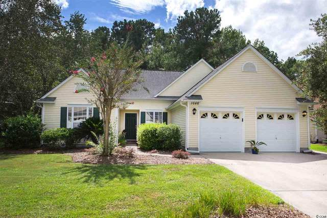 1646 Sedgefield Dr., Murrells Inlet, SC 29576 (MLS #2018655) :: James W. Smith Real Estate Co.