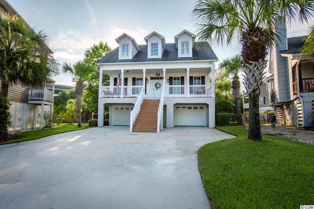 114 Pier Pointe Dr., Little River, SC 29566 (MLS #2018657) :: Grand Strand Homes & Land Realty