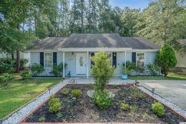 1317 Eagle Crest Dr., Myrtle Beach, SC 29579 (MLS #2018660) :: The Greg Sisson Team with RE/MAX First Choice