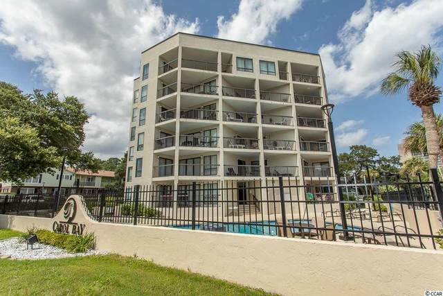 302 71st Ave. N #403, Myrtle Beach, SC 29572 (MLS #2018674) :: Jerry Pinkas Real Estate Experts, Inc