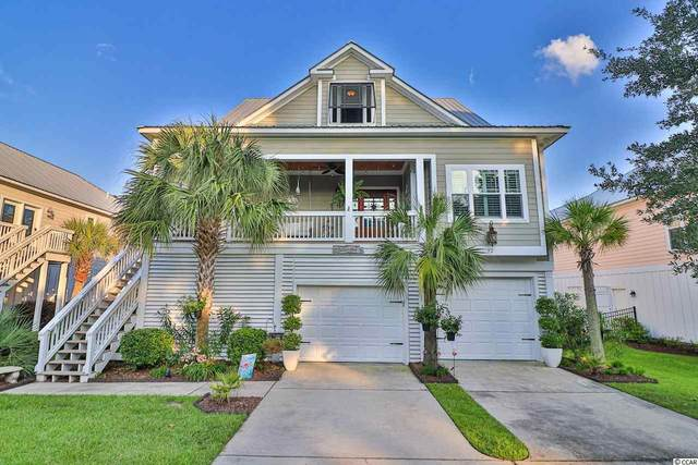 52 Summer Wind Loop, Murrells Inlet, SC 29576 (MLS #2018686) :: Coldwell Banker Sea Coast Advantage