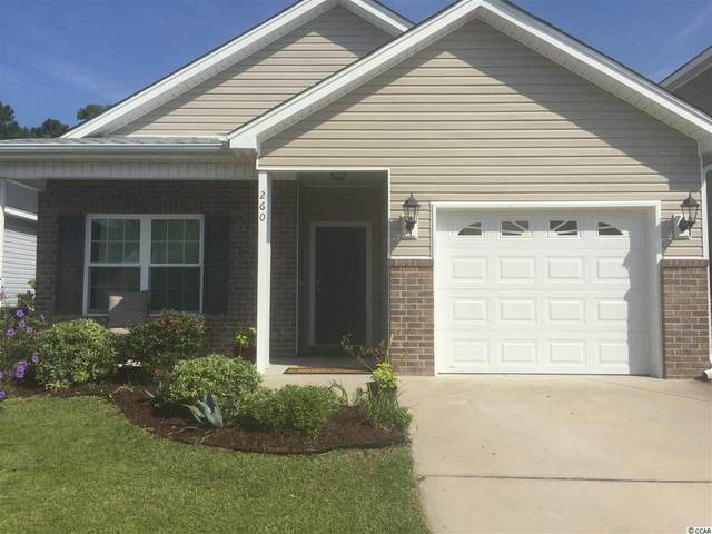 260 Palm Cove Circle, Myrtle Beach, SC 29588 (MLS #2018687) :: Coldwell Banker Sea Coast Advantage
