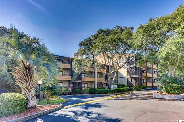 9501 Shore Dr. B- 320, Myrtle Beach, SC 29572 (MLS #2018694) :: James W. Smith Real Estate Co.
