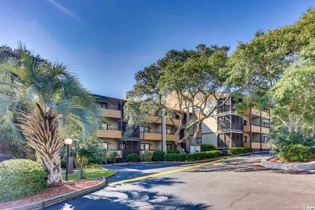 9501 Shore Dr. B- 320, Myrtle Beach, SC 29572 (MLS #2018694) :: The Lachicotte Company