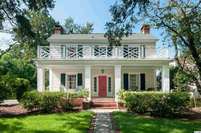 1127 Highmarket St., Georgetown, SC 29440 (MLS #2018695) :: Welcome Home Realty