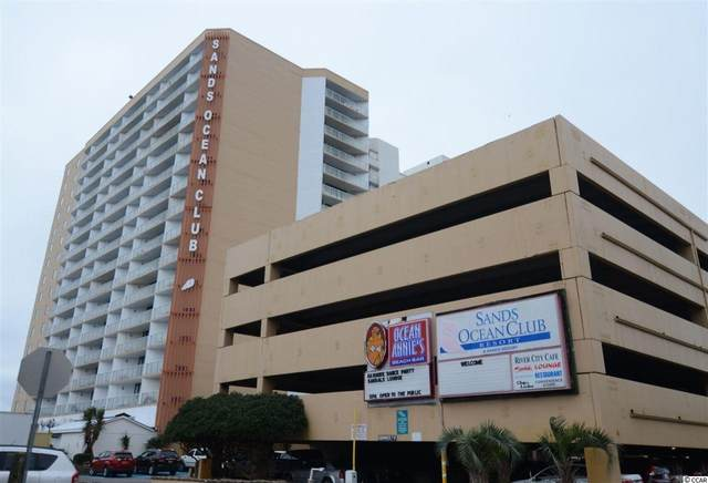 9550 Shore Dr. #1030, Myrtle Beach, SC 29572 (MLS #2018706) :: Coldwell Banker Sea Coast Advantage