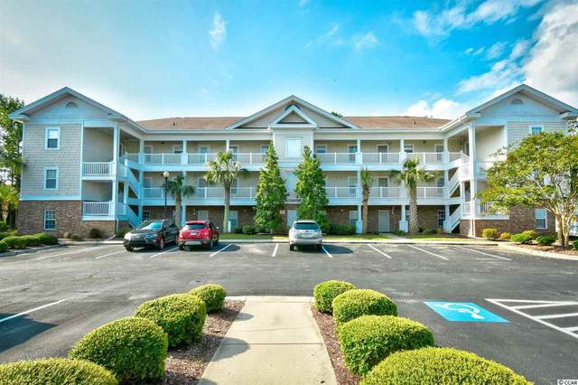 6015 Catalina Dr. #612, North Myrtle Beach, SC 29582 (MLS #2018711) :: Coastal Tides Realty