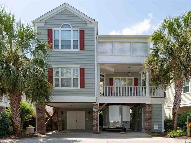 425 Ocean Palms Dr., Surfside Beach, SC 29575 (MLS #2018714) :: Coldwell Banker Sea Coast Advantage