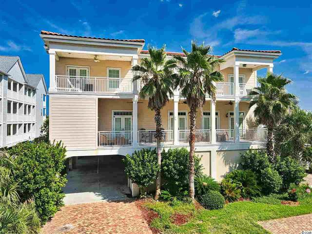 6109 N Ocean Blvd. #3, North Myrtle Beach, SC 29582 (MLS #2018737) :: Coldwell Banker Sea Coast Advantage
