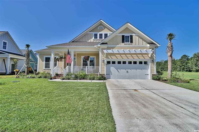 4005 Chalmers Ct., Myrtle Beach, SC 29579 (MLS #2018757) :: James W. Smith Real Estate Co.