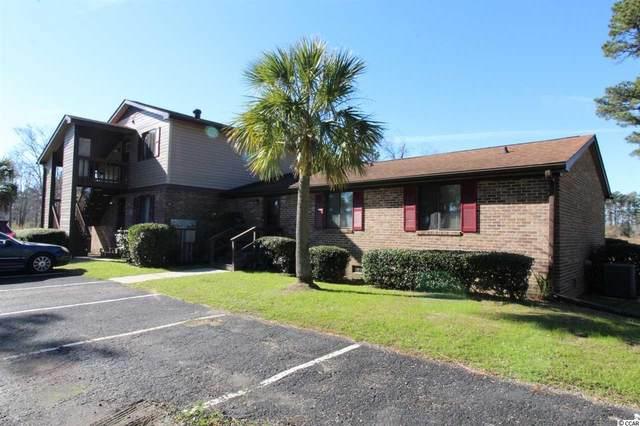 305 Resort Dr. A-4, Myrtle Beach, SC 29588 (MLS #2018764) :: Armand R Roux | Real Estate Buy The Coast LLC