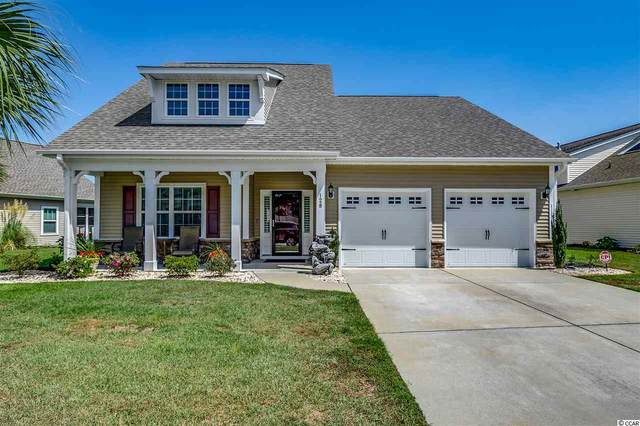 128 Zostera Dr., Little River, SC 29566 (MLS #2018794) :: Jerry Pinkas Real Estate Experts, Inc