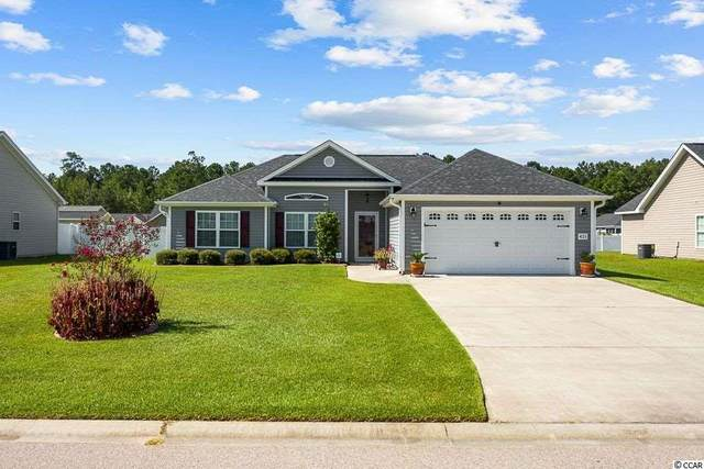421 Beulah Circle, Conway, SC 29527 (MLS #2018804) :: James W. Smith Real Estate Co.
