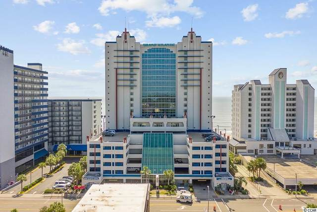 2007 S Ocean Blvd. #1805, Myrtle Beach, SC 29577 (MLS #2018812) :: Coldwell Banker Sea Coast Advantage