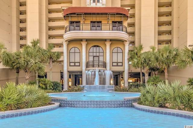 5310 N Ocean Blvd. #508, Myrtle Beach, SC 29577 (MLS #2018825) :: Right Find Homes