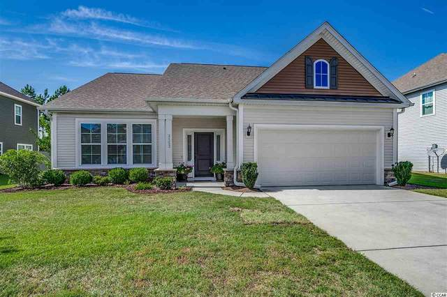 3153 Bramble Glen Dr., Myrtle Beach, SC 29579 (MLS #2018836) :: James W. Smith Real Estate Co.