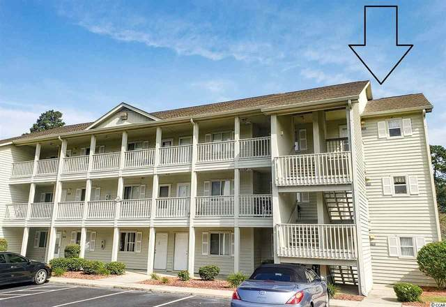 1450 Saint George Ln. O, Myrtle Beach, SC 29588 (MLS #2018853) :: Welcome Home Realty