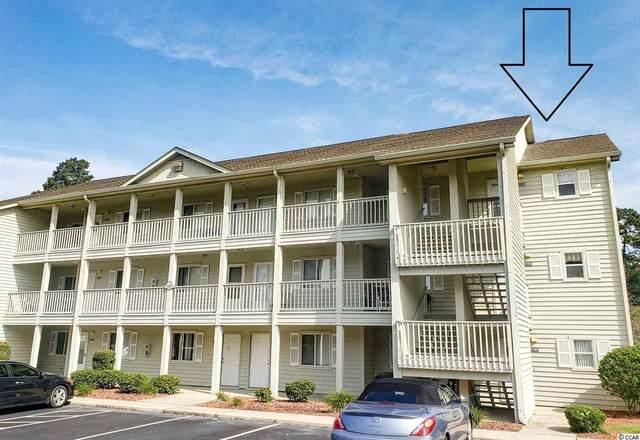 1450 Saint George Ln. O, Myrtle Beach, SC 29588 (MLS #2018853) :: Hawkeye Realty