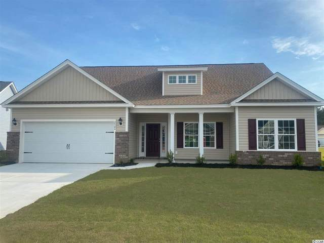 Lot 6 Long Avenue Ext., Conway, SC 29526 (MLS #2018855) :: The Litchfield Company