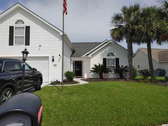 713 Mclain Ct., Myrtle Beach, SC 29575 (MLS #2018897) :: The Hoffman Group