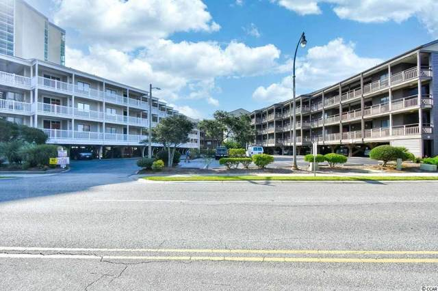 201 N Ocean Blvd. #132, North Myrtle Beach, SC 29582 (MLS #2018900) :: The Trembley Group | Keller Williams
