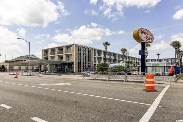 1600 S Ocean Blvd. #210, Myrtle Beach, SC 29577 (MLS #2018901) :: Garden City Realty, Inc.