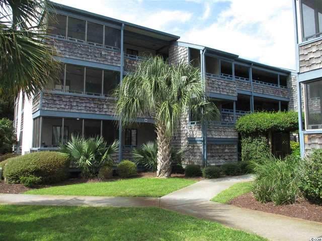 250 Maison Dr. H-3, Myrtle Beach, SC 29572 (MLS #2018907) :: Hawkeye Realty