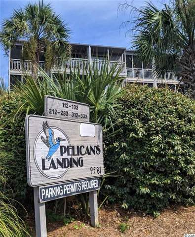 9581 Shore Dr. #132, Myrtle Beach, SC 29572 (MLS #2018935) :: The Litchfield Company