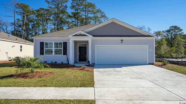 1019 Hawks Nest Ln., Conway, SC 29526 (MLS #2018945) :: The Greg Sisson Team with RE/MAX First Choice