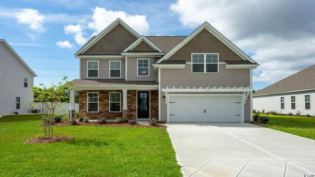 8059 Fort Hill Way, Myrtle Beach, SC 29579 (MLS #2019025) :: James W. Smith Real Estate Co.