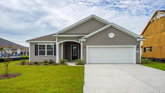 8077 Fort Hill Way, Myrtle Beach, SC 29579 (MLS #2019030) :: James W. Smith Real Estate Co.