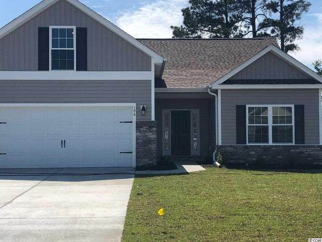 296 Palm Terrace Loop, Conway, SC 29526 (MLS #2019087) :: James W. Smith Real Estate Co.