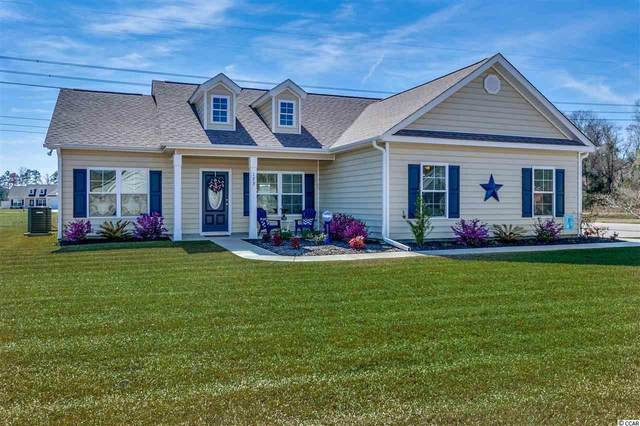 173 Grier Crossing Dr., Conway, SC 29526 (MLS #2019091) :: Jerry Pinkas Real Estate Experts, Inc