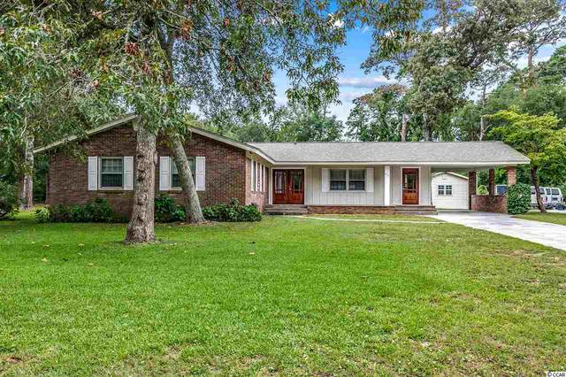 411 14th Ave. N, Surfside Beach, SC 29575 (MLS #2019096) :: The Litchfield Company