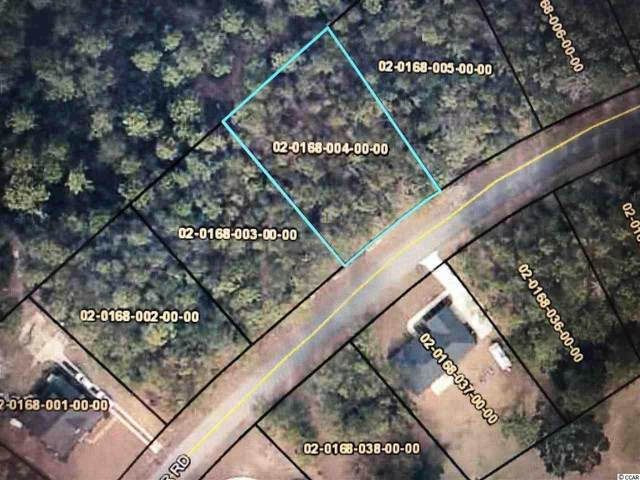 1151 Francis Parker Rd., Georgetown, SC 29440 (MLS #2019113) :: Jerry Pinkas Real Estate Experts, Inc