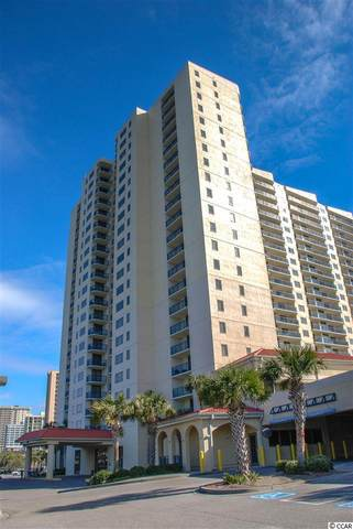 8560 Queensway Blvd. #805, Myrtle Beach, SC 29572 (MLS #2019128) :: Coastal Tides Realty