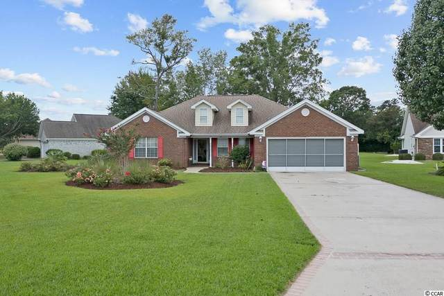 3888 Balmoral Ct., Myrtle Beach, SC 29588 (MLS #2019136) :: The Litchfield Company