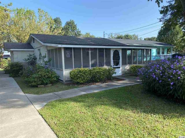 3202 Wiley Dr., North Myrtle Beach, SC 29582 (MLS #2019139) :: James W. Smith Real Estate Co.