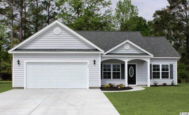 412 Copperwood Loop, Conway, SC 29526 (MLS #2019146) :: The Litchfield Company