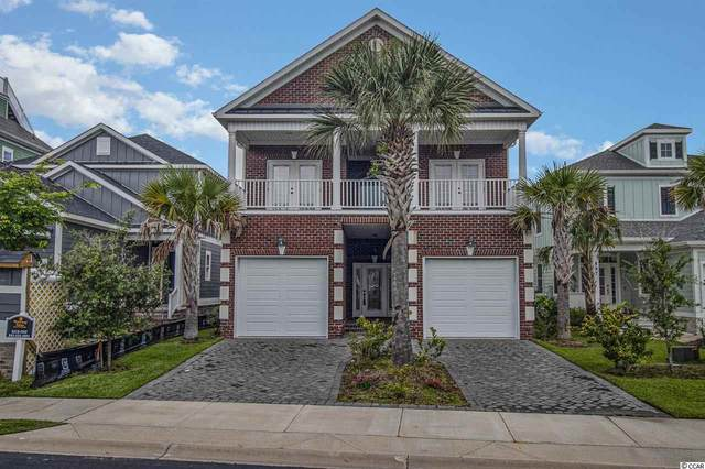 893 Crystal Water Way, Myrtle Beach, SC 29579 (MLS #2019156) :: James W. Smith Real Estate Co.