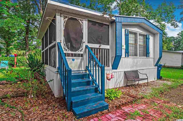 800 Columbia Dr., Myrtle Beach, SC 29577 (MLS #2019157) :: The Lachicotte Company