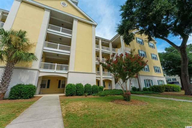 601 Hillside Dr. N #2145, North Myrtle Beach, SC 29582 (MLS #2019158) :: Armand R Roux | Real Estate Buy The Coast LLC