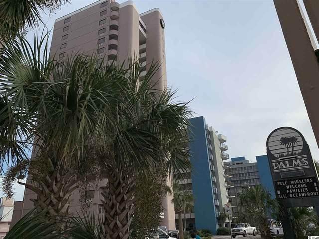 2406 N N Ocean Blvd. #906, Myrtle Beach, SC 29577 (MLS #2019170) :: The Hoffman Group