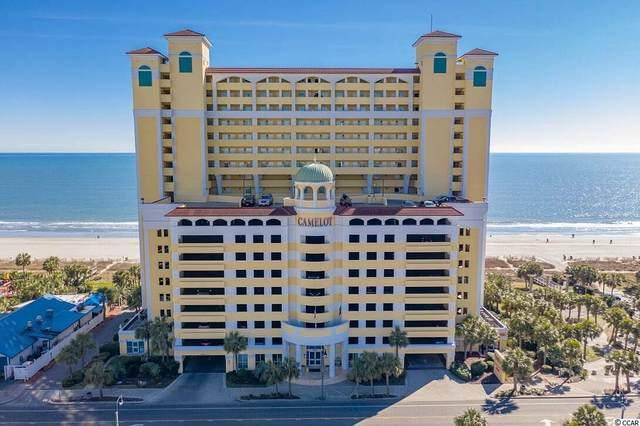 2000 Ocean Blvd. N #901, Myrtle Beach, SC 29577 (MLS #2019172) :: Jerry Pinkas Real Estate Experts, Inc