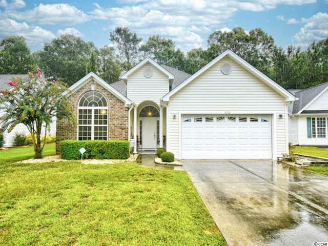 2733 Sanctuary Blvd., Conway, SC 29526 (MLS #2019186) :: James W. Smith Real Estate Co.