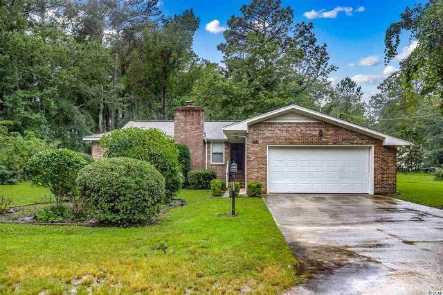 122 University Circle, Conway, SC 29526 (MLS #2019197) :: The Lachicotte Company