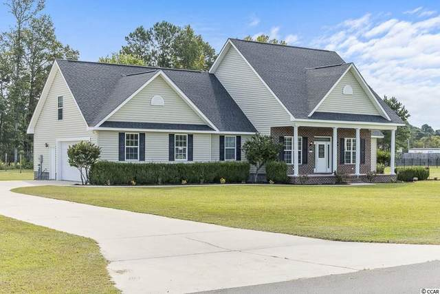 3716 Faith Dr., Conway, SC 29526 (MLS #2019199) :: Coldwell Banker Sea Coast Advantage