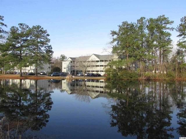 511 Fairwood Lakes Dr. 922-G, Myrtle Beach, SC 29588 (MLS #2019209) :: The Trembley Group | Keller Williams